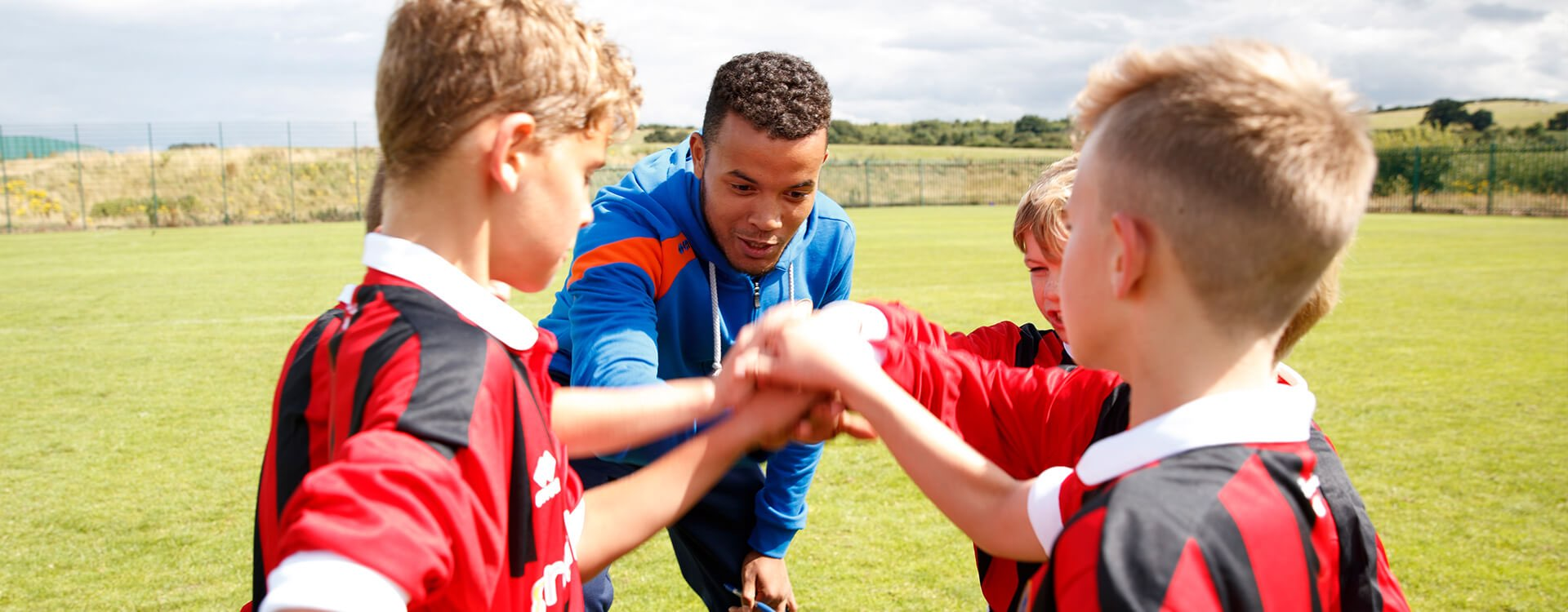 Sign up to the Shrewsbury Town in the Community Newsletter