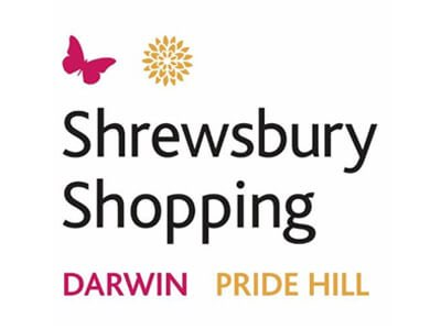 Shrewsbury Shopping Centres logo